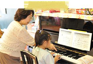 ピアノ基礎教室(個人レッスン)
